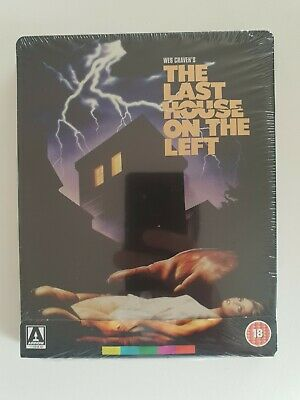 £17.80 • Buy The Last House On The Left Limited Edition Steelbook (Arrow Video, Region B) New