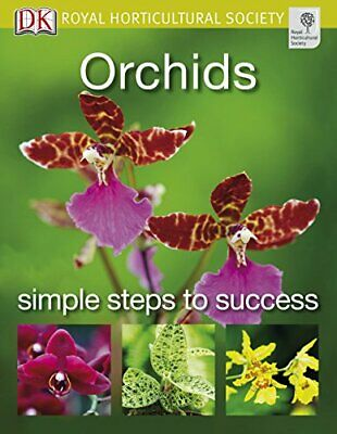 £7.60 • Buy Orchids By Royal Horticultural Society