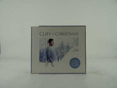 £5.25 • Buy CLIFF RICHARD CLIFF AT CHRISTMAS (18) 17 Track Promo CD Album Picture Sleeve EMI