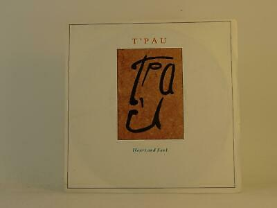 £3.41 • Buy T'PAU HEART AND SOUL (55) 2 Track 7  Single Picture Sleeve SIREN RECORDS