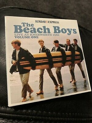 £0.99 • Buy The Beach Boys Double Promo Cd From The Sunday Express