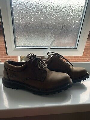 £45 • Buy Brasher Boot Company Size 6.5 Country Lady Shoe Brown Walking Hiking Gore Tex