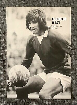 £1.99 • Buy George Best (Manchester United) - Football Picture
