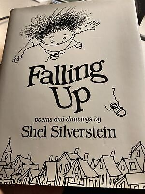 £4.36 • Buy Falling Up Poems And Drawings By Shel Silverstein