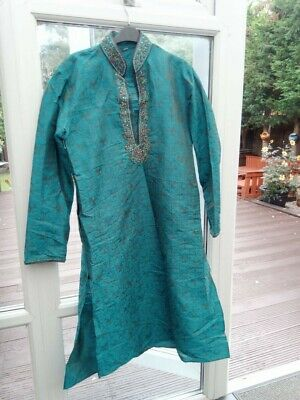 £30 • Buy Mens Indian Sherwani With Trouser Worn Only Once Size 38