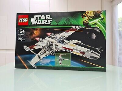 £370 • Buy LEGO Star Wars Red Five X-wing Starfighter (10240)