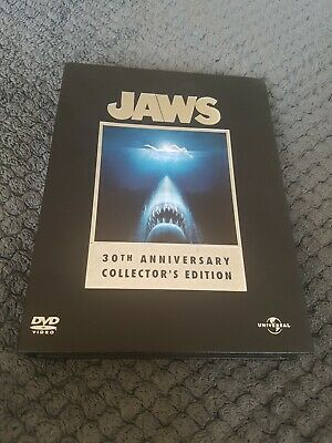 £35 • Buy JAWS 30th Anniversary Collectors Edition