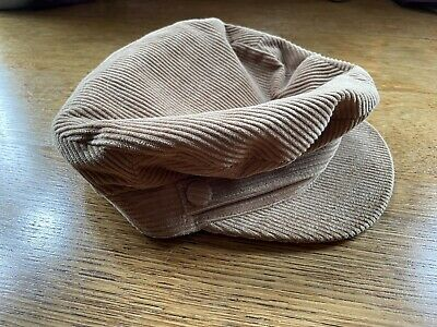 £15 • Buy Cord Lennon/Mod Hat In Brown By Paterson
