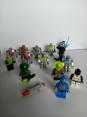 £3.20 • Buy Lego Mini Figures. Spacemen Aliens And Robots From All Different Sets.