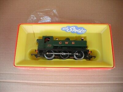 £18.05 • Buy Boxed Triang Hornby OO PT Pannier Tank Loco 0-6-0 Green GWR R.51S With Smoke