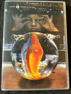 £5 • Buy Marillion - Marbles (On The Road) [DVD] (Live Recording/ DVD, 2004)