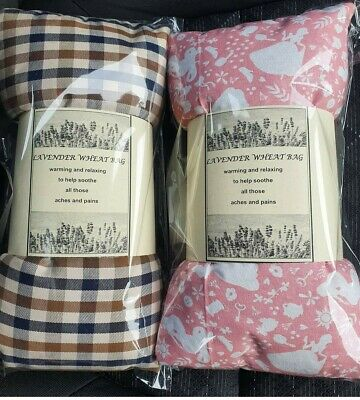£10 • Buy Lavender Wheat Bag /or Unscented (microwaveable)
