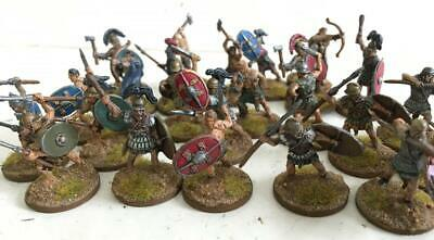 £24.99 • Buy X24 Spartacus Warriors - Strelets -Painted 1/72