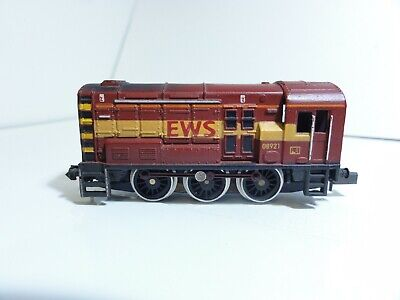 £45 • Buy Graham Farish 100g Class 08 0-4-0ds Special Edition 08921 Ews Livery Boxed
