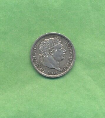 £20 • Buy George 111 Shilling 1816