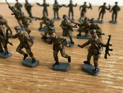 £24.99 • Buy X24 Warsaw Pact Soldiers- Esci - Painted -1/72
