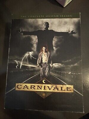 £0.72 • Buy Carnivale - The Complete Second Season (DVD, 2006, 6-Disc Set)