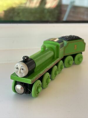 £13.99 • Buy Thomas Tank Engine & Friends Wooden Train HENRY 2001 LEARNING CURVE