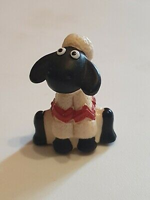 £1.40 • Buy Cute Wallace & Gromit Shaun The Sheep Plastic Figure Collectors Item