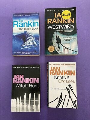 £0.99 • Buy Collection Of Ian Rankin Books Four Book