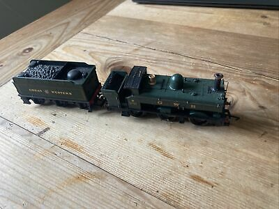 £23.70 • Buy Hornby GWR STEAM TRAIN WITH TENDER CARRIAGE