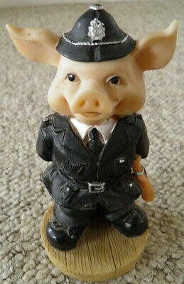 £4.75 • Buy 'This Little Piggy' Collection By Regency Fine Arts. Policeman. 13cm High