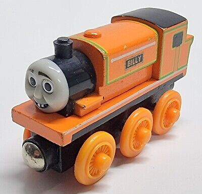 £9.95 • Buy BILLY Learning Curve Wooden Train Engine (Brio Thomas The Tank Engine) Free Post