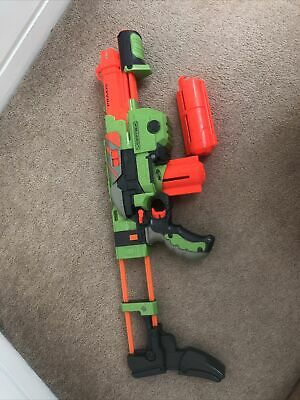 £7 • Buy Nerf Vortex Praxis Nerf Gun Nerf Balaster With 2 Mags And Discs - NO BOX