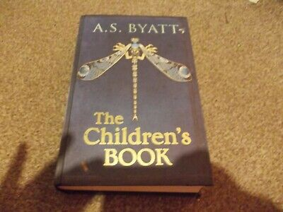 £9.99 • Buy RARE FIRST EDITION SIGNED COPY A S Byatt The Children's Book 701/1000 HARDBACKED