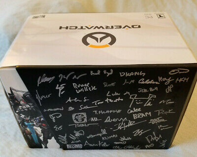 AU551.99 • Buy RARE Overwatch Collector's Edition PC - SIGNED By Dev Team
