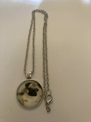 £2.99 • Buy Pug Necklace Silver Coloured RD2