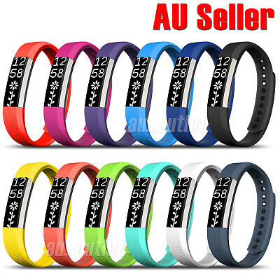 AU3.75 • Buy Fitbit Alta HR Replacement Band Secure Strap Wristband Buckle Bracelet Fitness