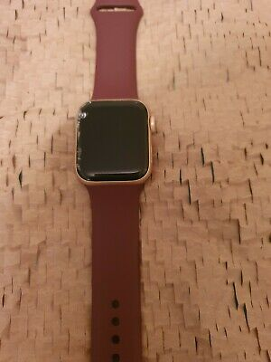 AU189 • Buy Apple Watch Series 4 40 Mm Gold With New Apple Band (GPS + …