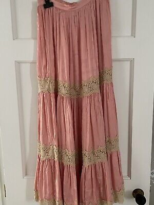 AU245.33 • Buy Spell And The Gypsy Collective Free People Ocean Skirt S