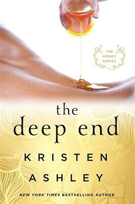 AU32.79 • Buy NEW BOOK The Deep End By Ashley, Kristen (2017)