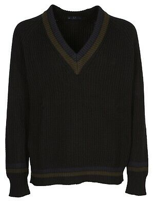 £59 • Buy Fred Perry Laurel Wreath Collection Fisherman V Neck Jumper