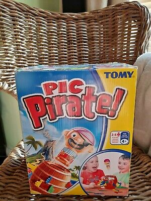 £4 • Buy Tomy Pop Up Pirate 4 Years And Up VGC