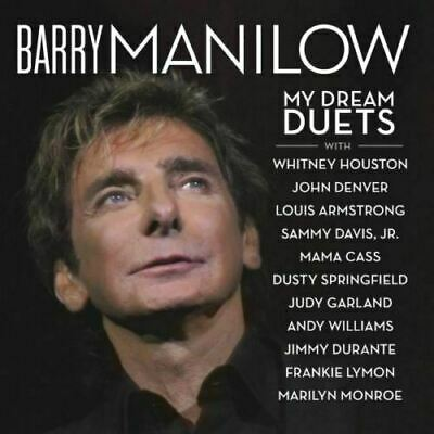 £2.99 • Buy Barry Manilow - My Dream Duets [New & Sealed] CD