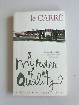 £3.50 • Buy Book  A Murder Of Quality  By John Le Carre