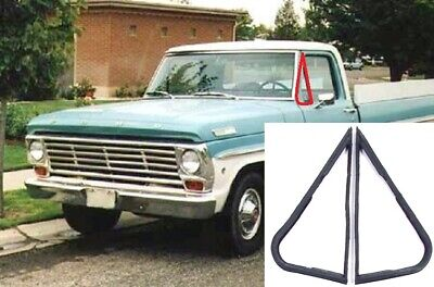 AU69.22 • Buy Vent Window Rubber Seals For 1967-1972 Ford F100 F250 F350 Trucks