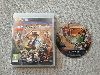 £3.99 • Buy LEGO Indiana Jones 2: The Adventure Continues PlayStation 3 PS3