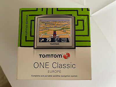 £13.99 • Buy TomTom One Classic Europe