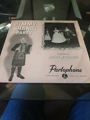 £4 • Buy Jimmy Shand And His Band And Various Jimmy Shands Party 10