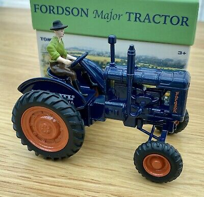 £46.50 • Buy Britains Fordson Major E27n Model Tractor 1/32 Scale - 100th Anniversary