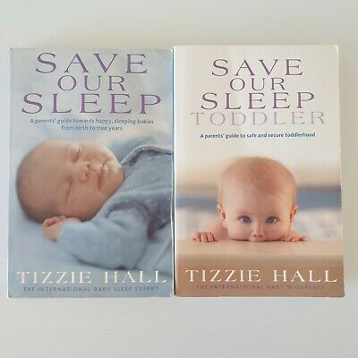 AU22 • Buy Save Our Sleep And Save Our Sleep: Toddler By Tizzie Hall, Paperbacks