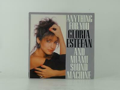 £3.41 • Buy GLORIA ESTEFAN ANYTHING FOR YOU (20) 2 Track 7  Single Picture Sleeve EPIC