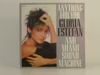 £3.41 • Buy GLORIA ESTEFAN AND THE MIAMI SOUND MACHINE ANYTHING FOR YOU (1) (78) 2 Track 7