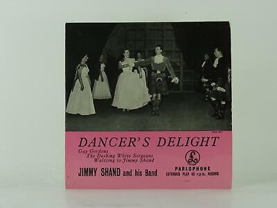 £3.41 • Buy JIMMY SHAND AND HIS BAND DANCERS DELIGHT (47) 4 Track 7  Single Picture Sleeve P