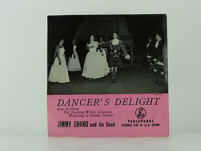 £3.41 • Buy JIMMY SHAND AND HIS BAND DANCERS DELIGHT (47) 2 Track 7  Single Picture Sleeve P