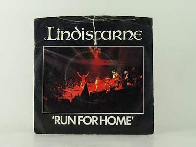 £3.41 • Buy LINDISFARNE RUN FOR HOME (26) 2 Track 7  Single Picture Sleeve MERCURY RECORDS